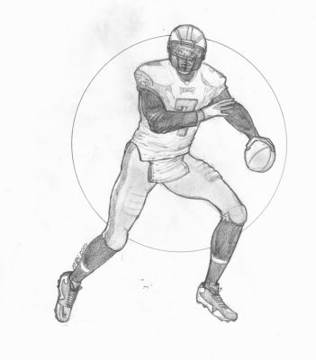 michael vick coloring pages - photo#11
